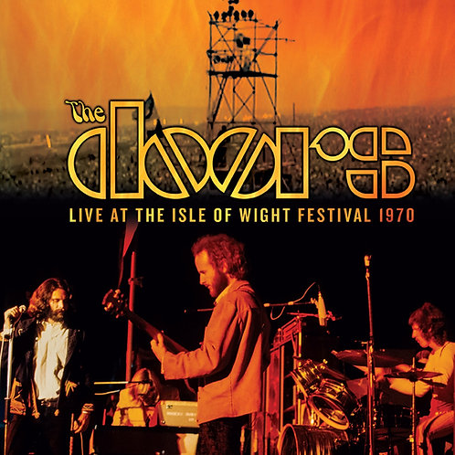 The Doors - Live At The Isle Of Wight Festival 1970 LP Black Friday 2019