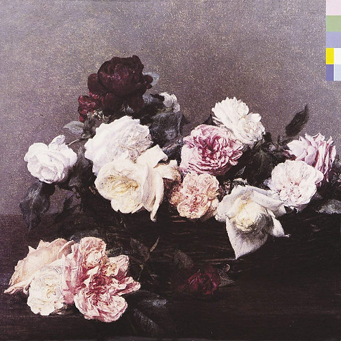 New Order - Power, Corruption & Lies LP