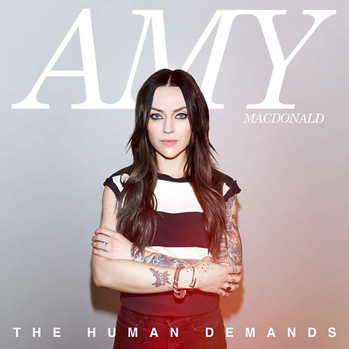 Amy Macdonald - The Human Demands LP Released 30/10/20
