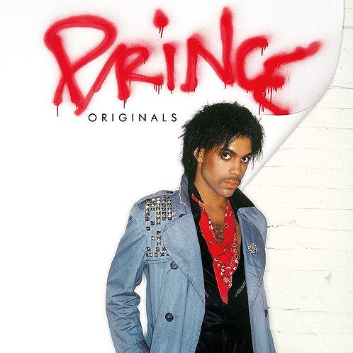 Prince - Originals Deluxe LP/CD Hardback Book Edition Released 19/07/19