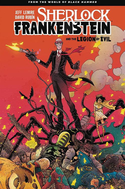 Sherlock Frankenstein Vol 1