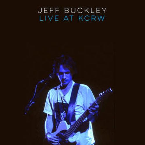 Jeff Buckley - Live At KCRW LP Black Friday 2019