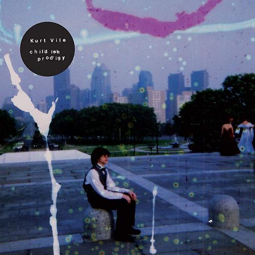 Kurt Vile - Childish Prodigy LP Released 11/10/19