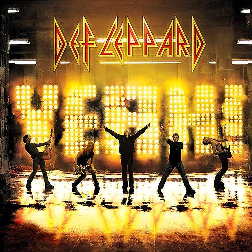 Def Leppard - Yeah! LP Released 11/06/21