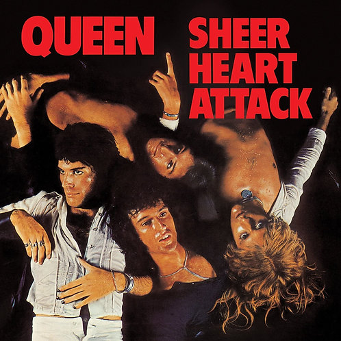 Queen - Sheer Heart Attack LP