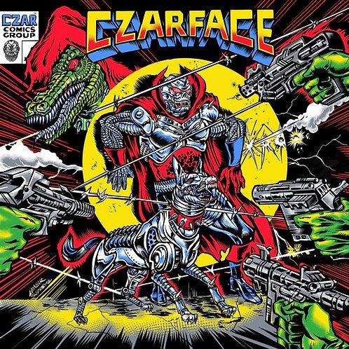 Czarface - The Odd Czar Against Us CD Released 06/12/19