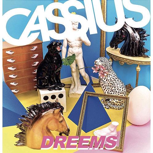 Cassius - Dreems LP Released 21/06/19