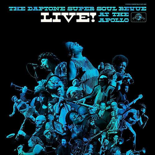 Various - The Daptone Super Soul Revue Live! At The Apollo - Coloured Vinyl 3LP