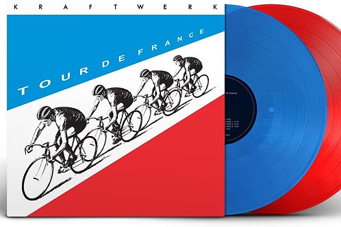 Kraftwerk - Tour De France LP Released 09/10/20