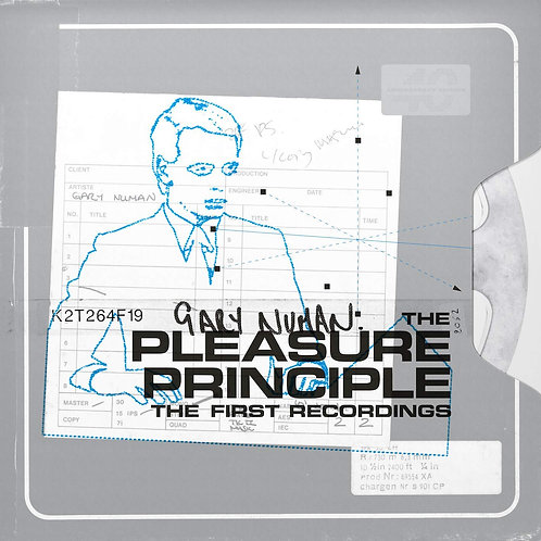 Gary Numan - The Pleasure Principle: The First Recordings CD Released 11/10/19