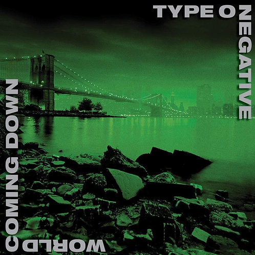 Type O Negative - World Coming Down LP Released 20/03/20