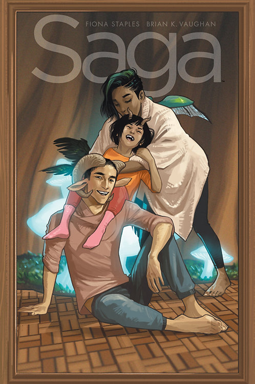 Saga Volume 09 [TPB]