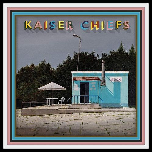 Kaiser Chiefs - Duck CD Released 26/07/19