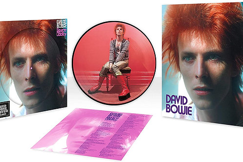 David Bowie - Space Oddity Picture Disc LP Released 19/06/20