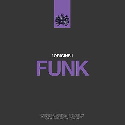 Various Artists - Origins Of Funk LP Released 18/09/20