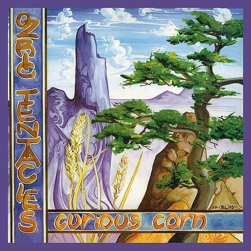 Ozric Tentacles - Curious Corn LP Released 30/10/20