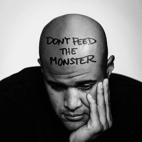 Homeboy Sandman - Don't Feed The Monster LP Released 08/01/21