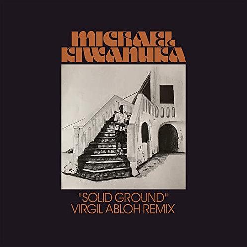 "Michael Kiwanuka - Solid Ground (Virgil Abloh Remix) 10"" Released 04/12/20"