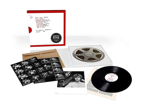 David Bowie - The Mercury Demos LP Box Released 28/06/19