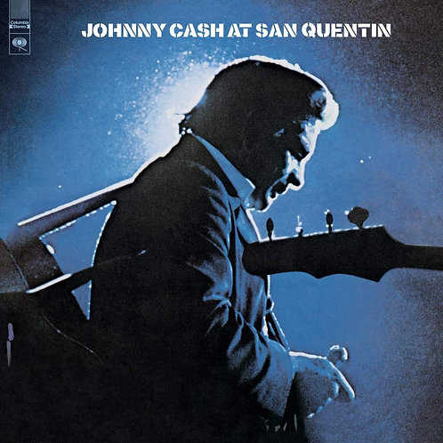 Johnny Cash - At San Quentin LP