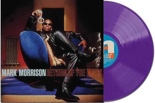 Mark Morrison - Return Of The Mack - 25th Anniversary Edition - Purple Vinyl LP