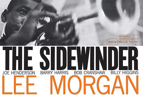 Lee Morgan - The Sidewinder LP Released 04/12/20