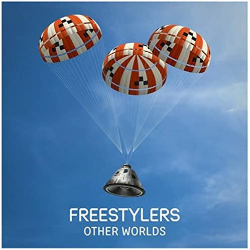 Freestylers - Other Worlds Blue Vinyl LP Released 25/06/21