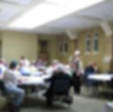 speaking to elders about Memories of Lake Elmo