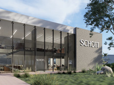 Schott Glass Office Building