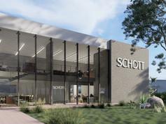Schott Glass Office Building