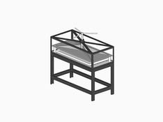 Heat press machine - godrej