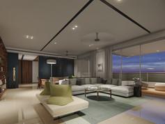 Sample Residence at Sky Villa, Vadodara