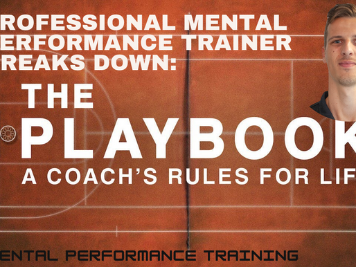 "Professional mental trainer reacts to ""a coach's rules for life"""