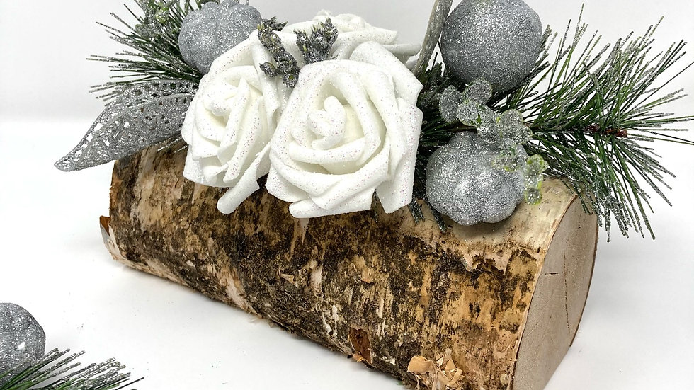 White Rose Log