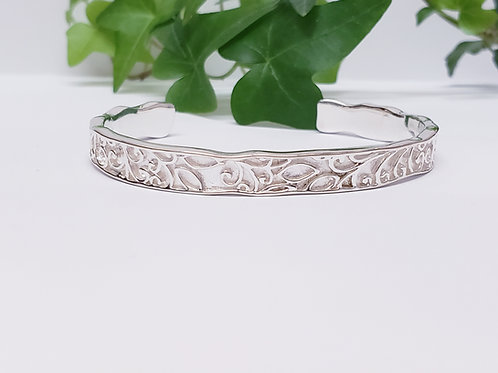 Skinny Filigree Bangle