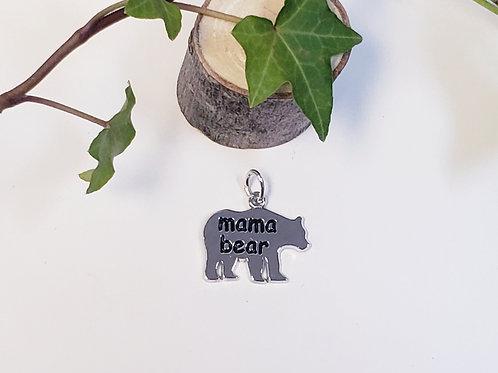 Mama Bear Charm