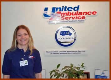 United Ambulance Begins Home Visit Program