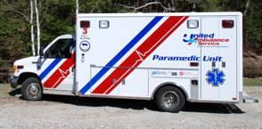 United Ambulance Service Primary Coverage Area Change-Public Notice