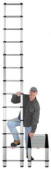16′ Military/Tactical Telescopic Ladder