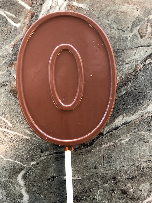 Chocolate Pops - Numbers