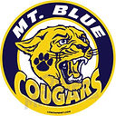 Mount Blue High School Logo