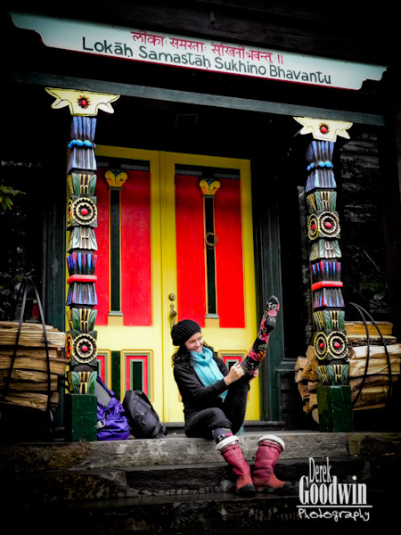 Wild Woodstock Ashram