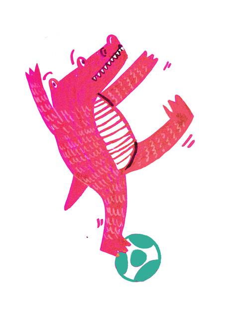 Silly Croc