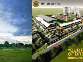 United City FC unveils plan to build 10,000-seat home field