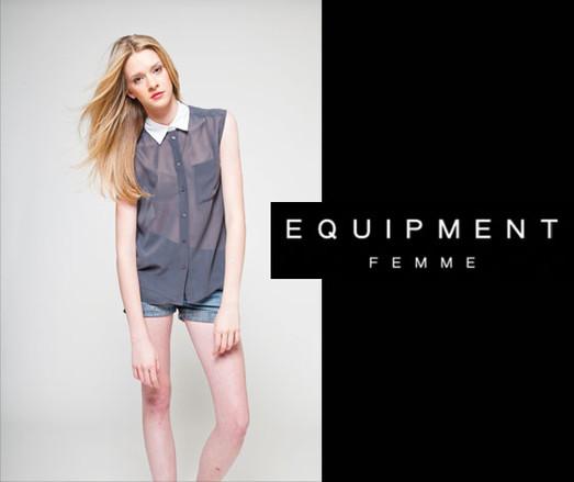 Allison Millar Hampden Clothing Ad