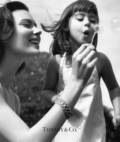 Tiffany and Co. Joanna Hardy