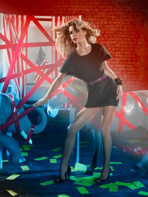 America's Next Top Model Finalist Clark