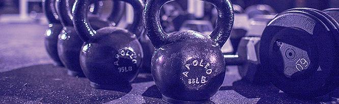 Fitness, CrossFit, Kettlebells