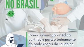Contribuição da simulação médica para o treinamento de profissionais da saúde no combate ao COVID-19
