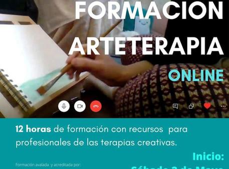 Formación Arteterapia Online
